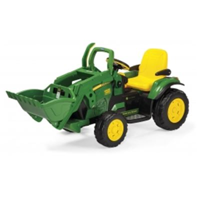 JOHN DEERE - GROUND LOADER